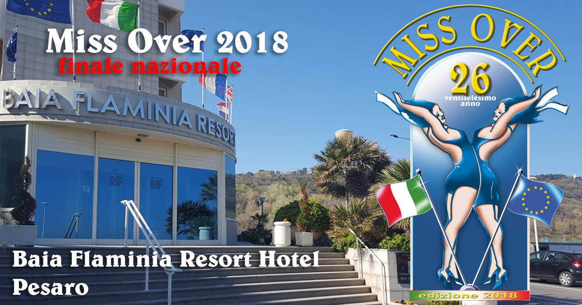 Miss Over 2018 - Finale nazionale