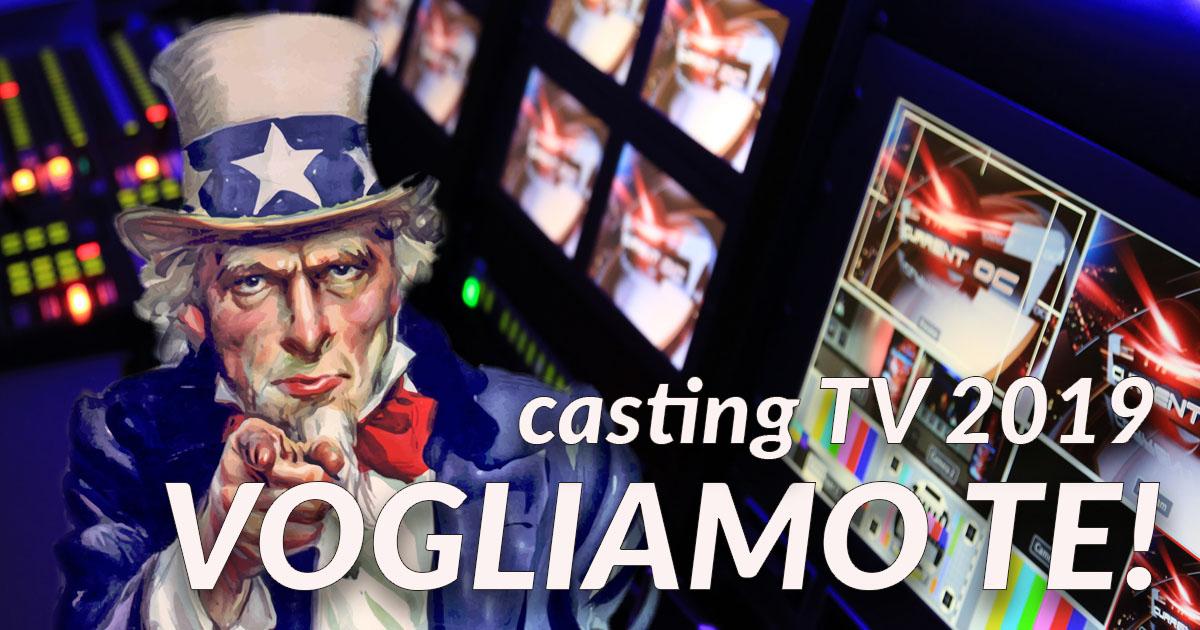 Elio Pari Consulenze - Casting TV 2019